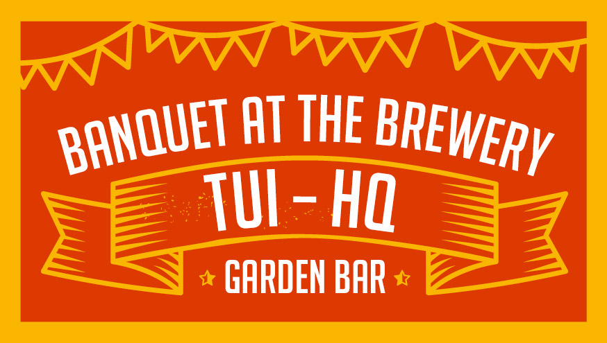 Tui Banquet At The Brewery
